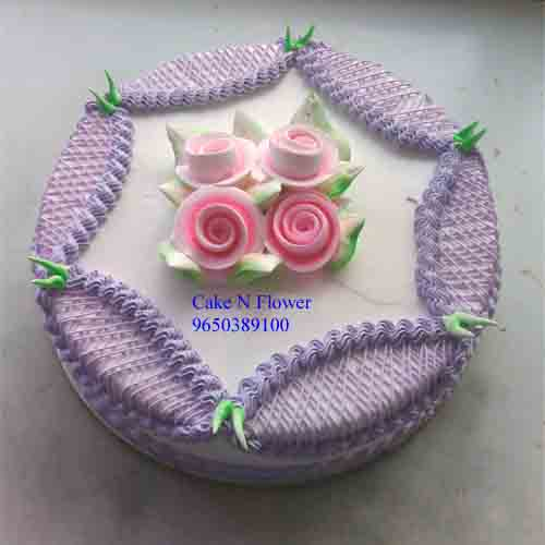 Pineapple Designer Cake Designer Cake Delivery In Noida Ghaziabad