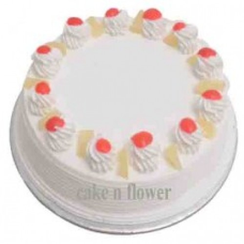 Images Of Half Kg Cake : Half Kg Cake and Red Roses Flower Delivery in Noida, Ghaziabad
