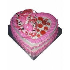 Delight Heart Shape Cake