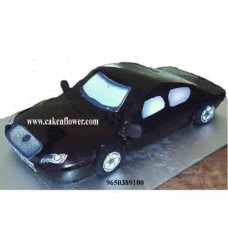 Jaguar Car Cake